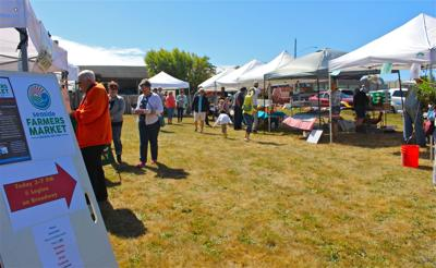 Seaside Farmers Market kicks off Wednesday