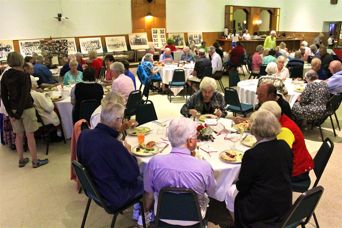 'Greatest generation' also considers itself 'luckiest' at Seaside reunion