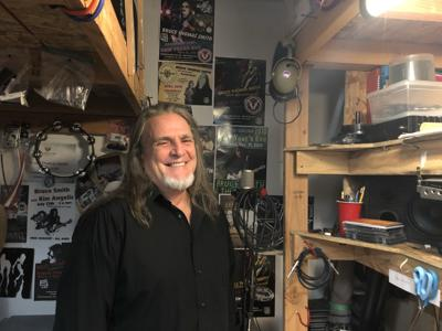 Local musician makes lifelong passion a career