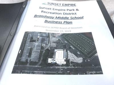 Broadway Middle School plan