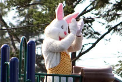 Sweet treats at Easter Egg Hunt