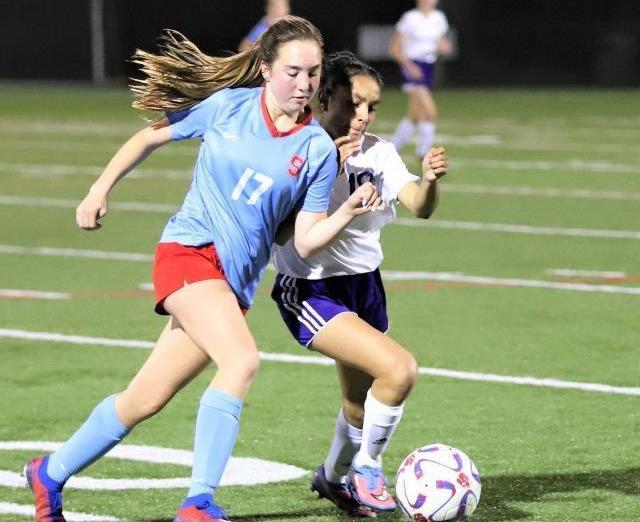 Girls soccer: Seaside v. Astoria