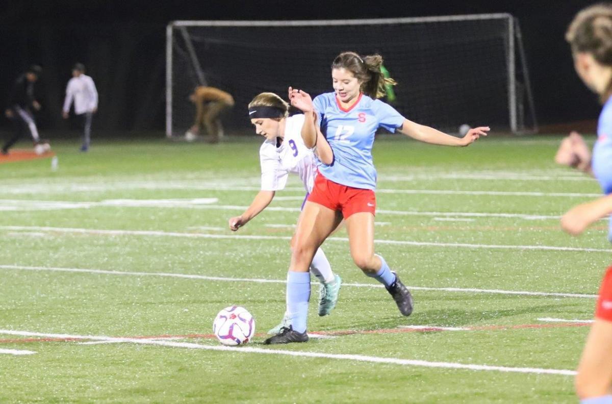 Girls soccer v. Astoria