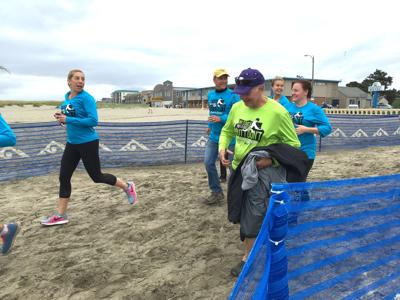 Top women's walking team snubbed at Hood to Coast