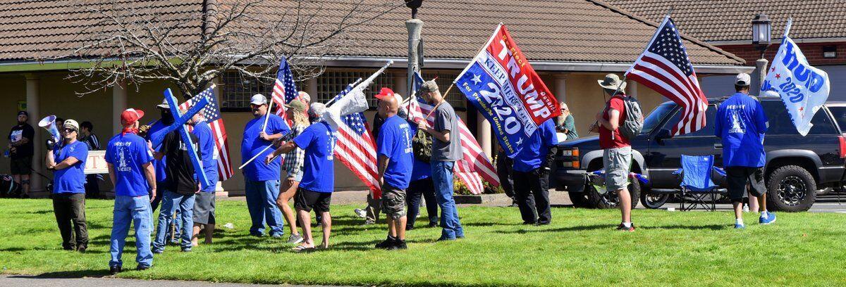 Flag carry