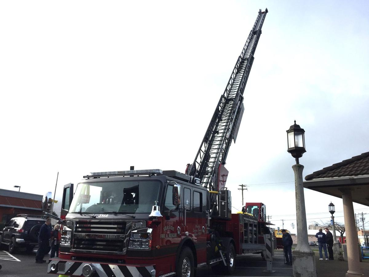 Fire truck 3148