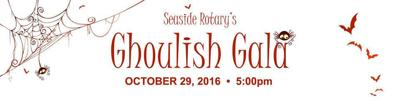 Seaside Rotary holds Ghoulish Gala