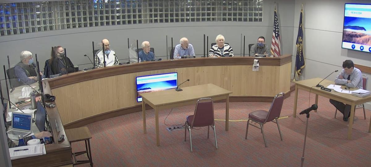 Seaside City Council