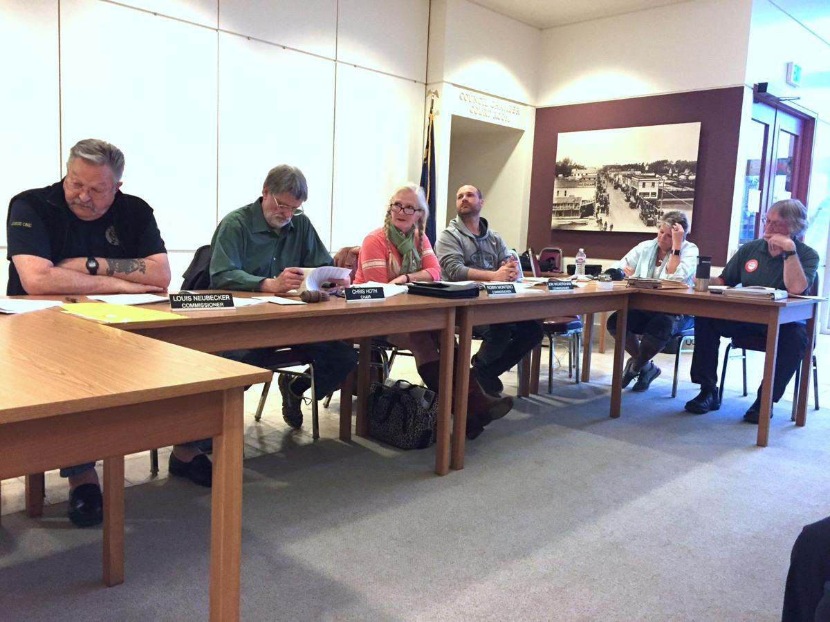 Planning Commission considers permit review