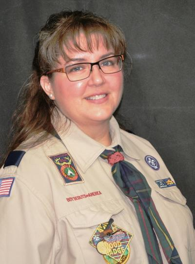 Local mentor receives Scouting's highest volunteer award