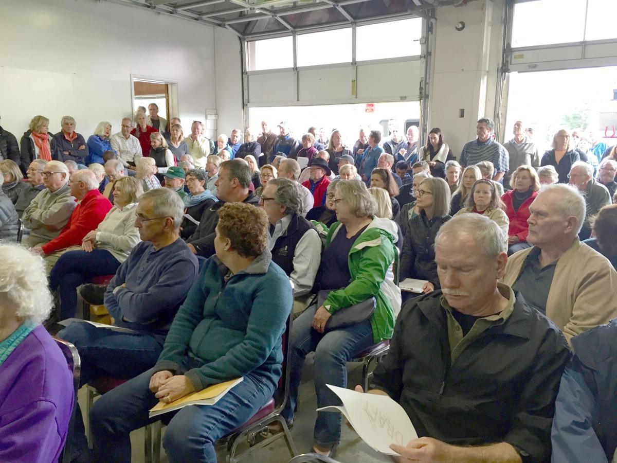 'Hatfields and McCoys' as rental showdown nears