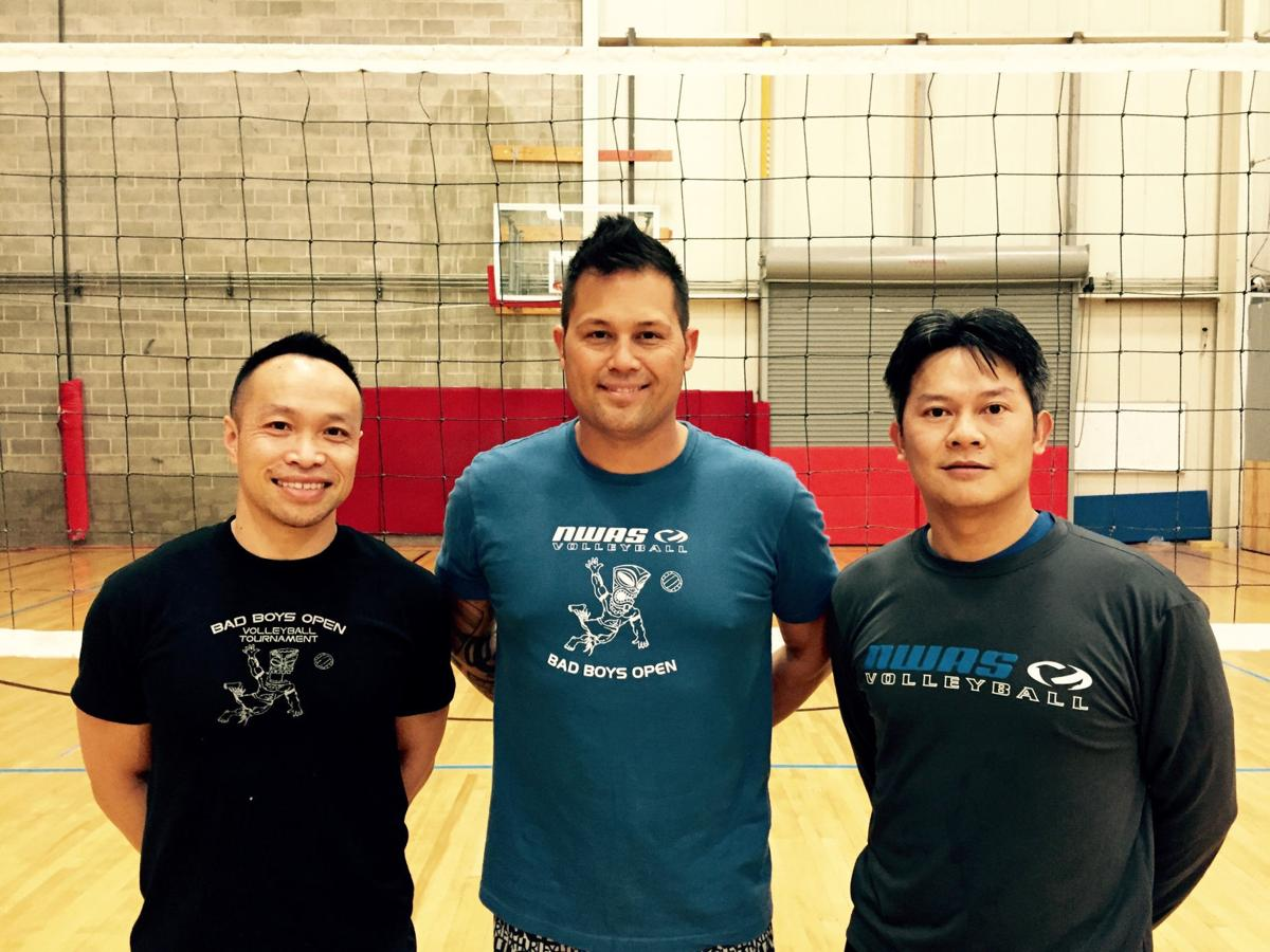 Chamber unveils volleyball tournament directors