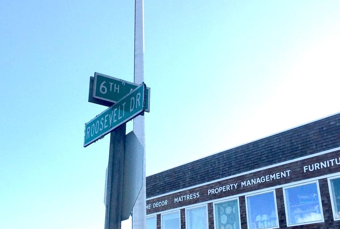 Sixth Avenue and North Roosevelt
