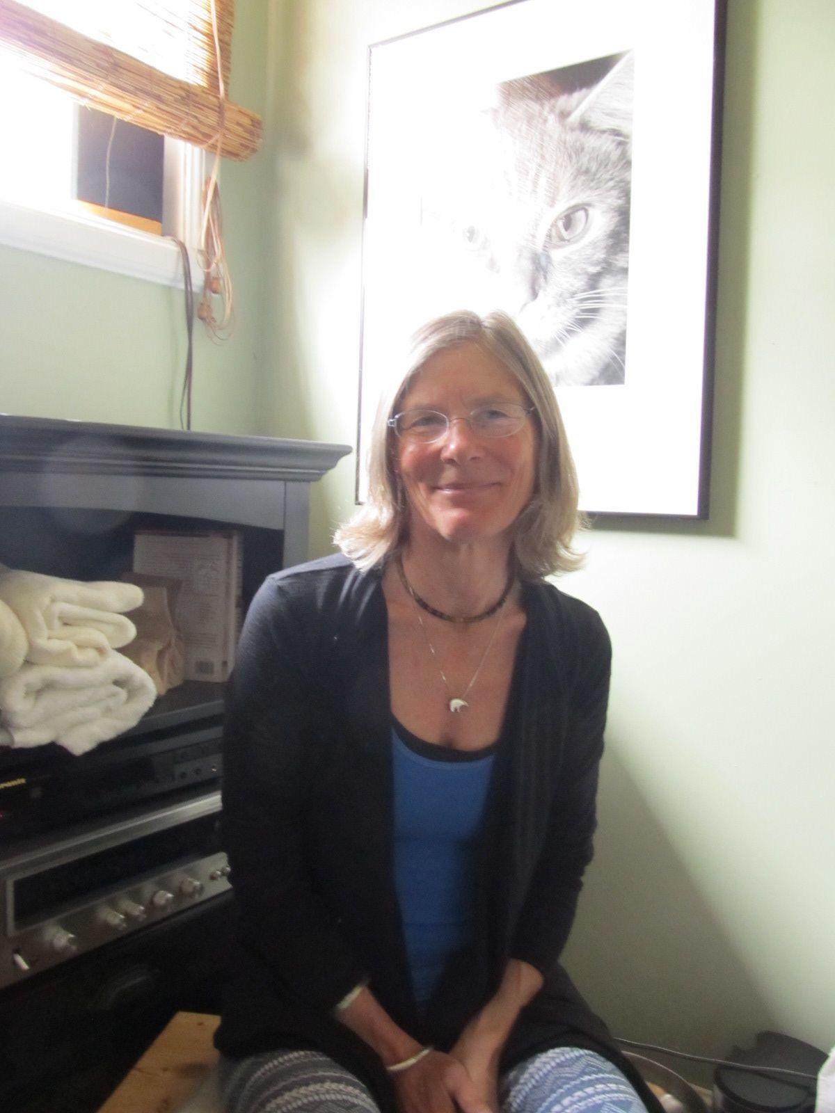 A 'wholistic' encounter with reflexologist Kathleen Dudley