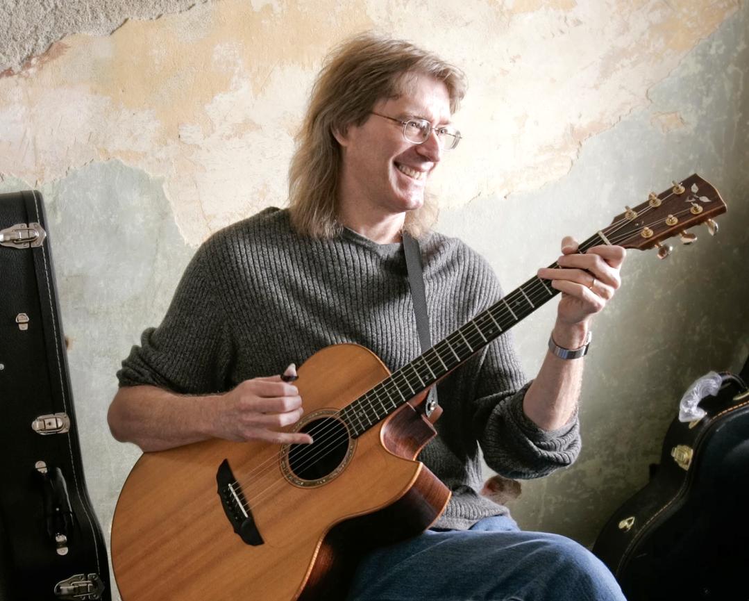 Guitarist Doug Smith