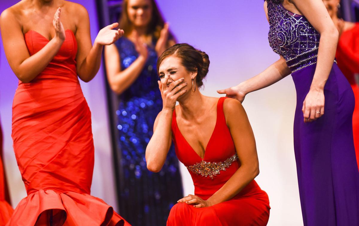 Astoria's Alexis Mather wins Miss Oregon