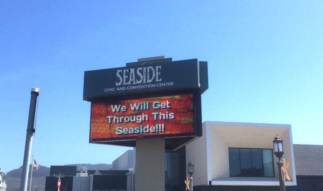 Seaside Civic and Convention Center