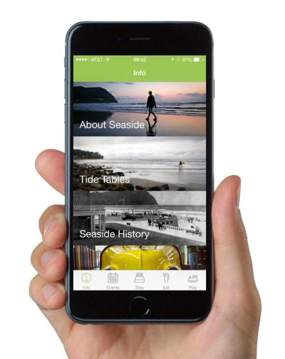 Side Rail: New Seaside app a perfect tool for all