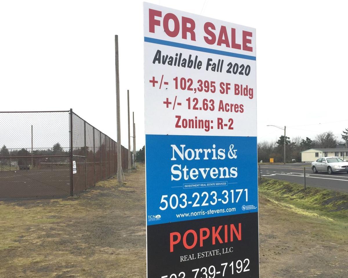 Seaside High School for sale
