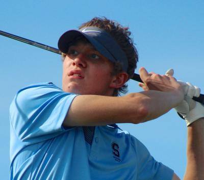 Seaside golfer Connor Merrell