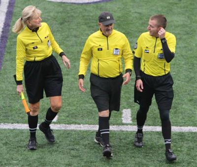 Teena Toyas, soccer officials