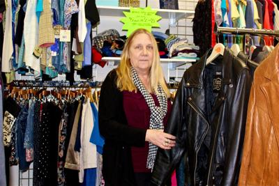 New branch of Seaside's STUFF focuses on used clothes
