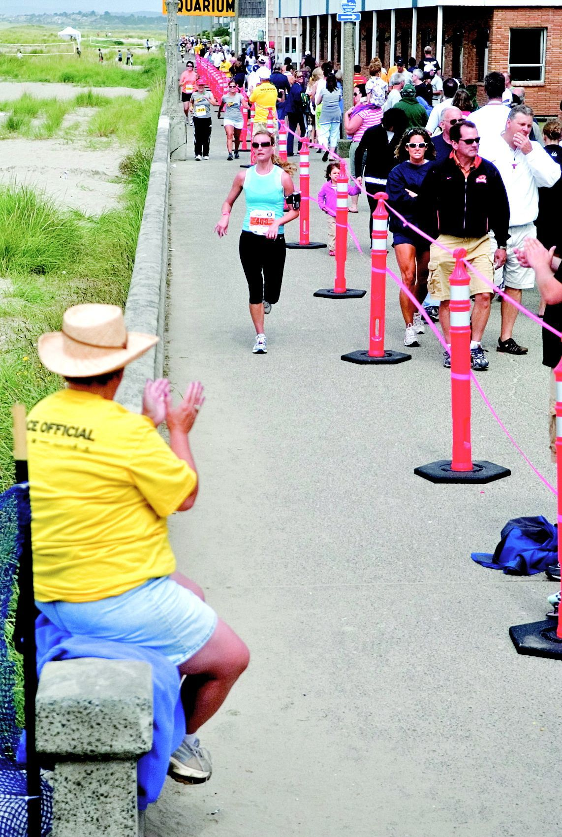 Seaside to start preparing for Hood to Coast finish party