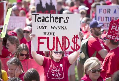 Oregon Teacher Walkout