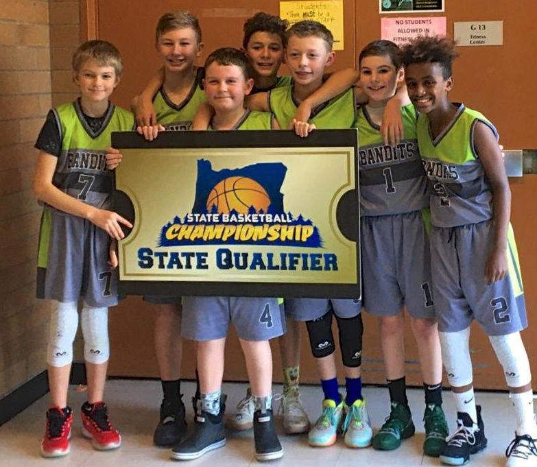 Astoria Bandits, basketball