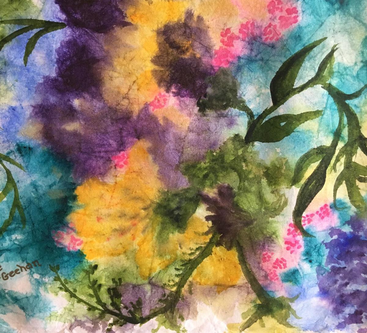 Work by Jane McGeehan