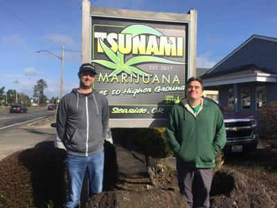 Tsunami Marijuana