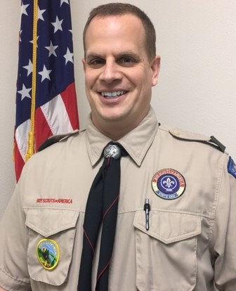 Schermerhorn receives top Scout mentoring award