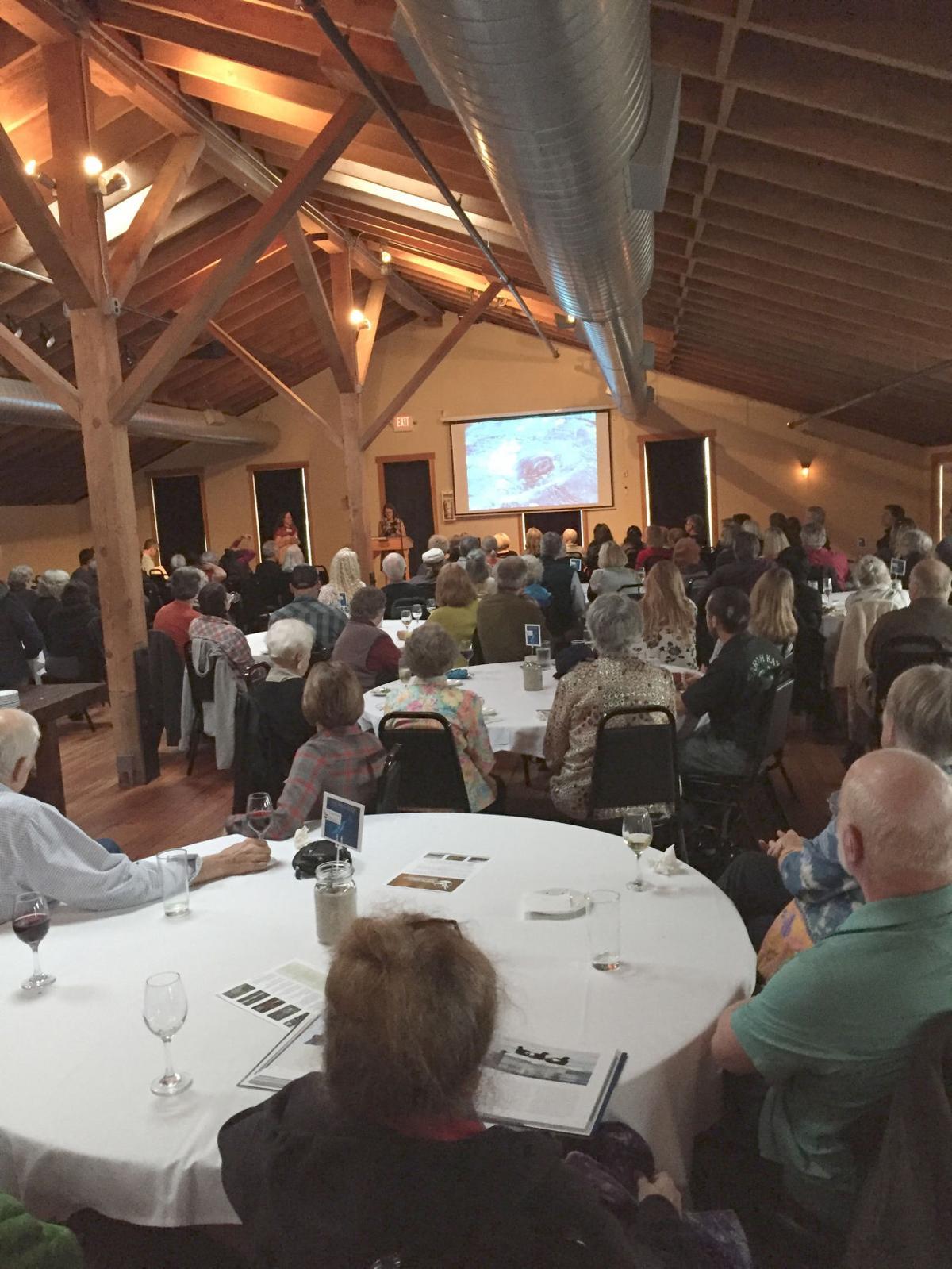 'Wild Edge' draws conservancy supporters to Astoria