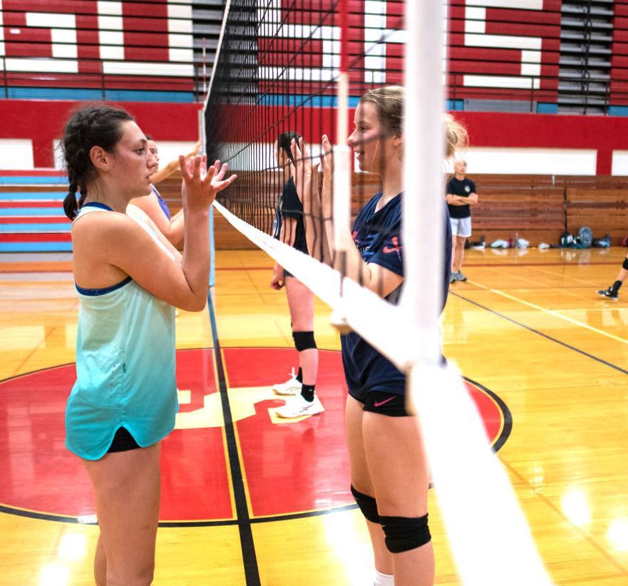 SHS Volleyball Net