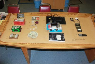 Four arrested in Seaside on meth charges
