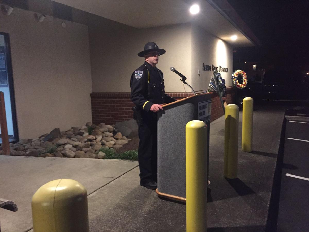Lt. Bruce Holt remembers Jason Goodding