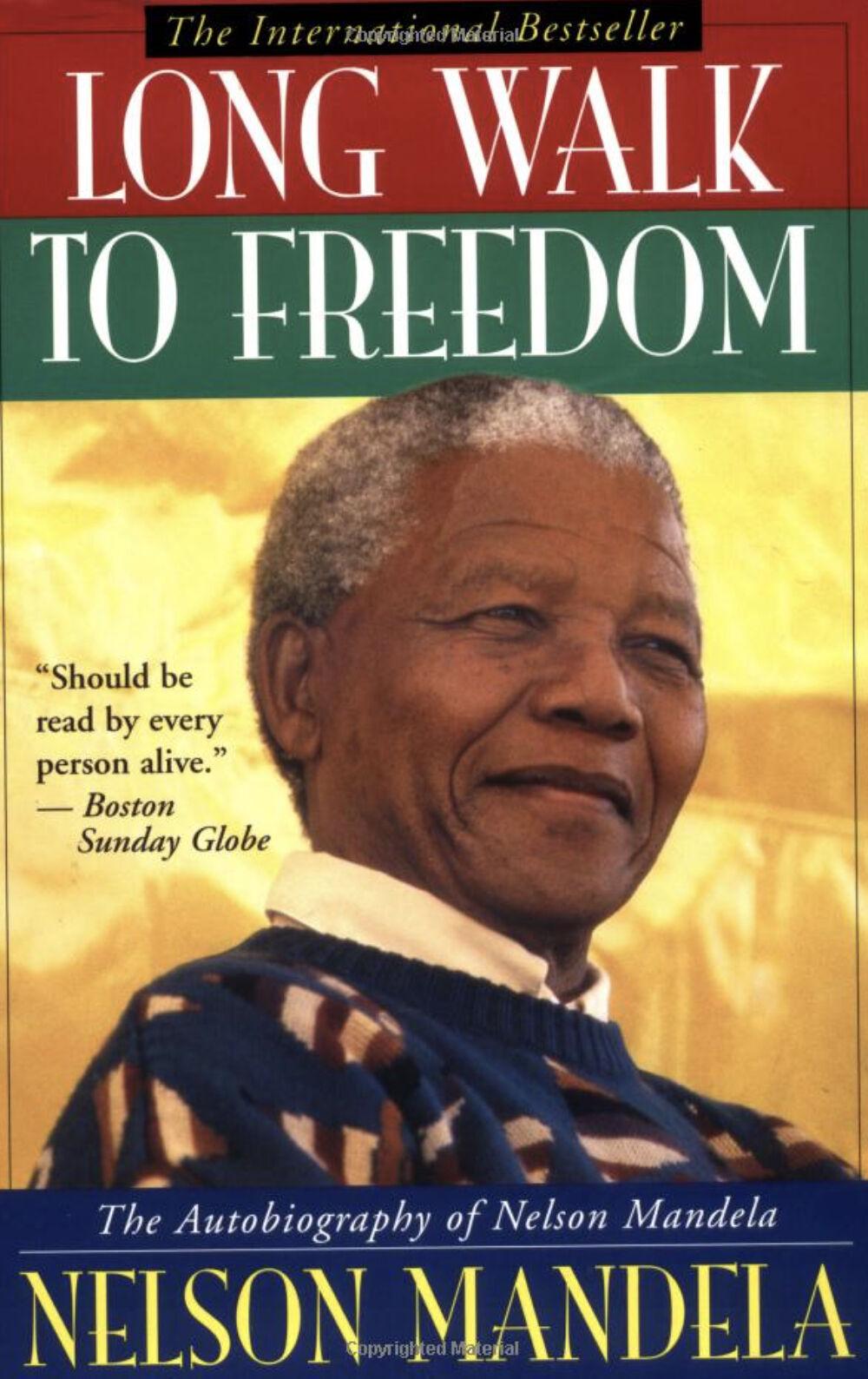 'Long Walk to Freedom'