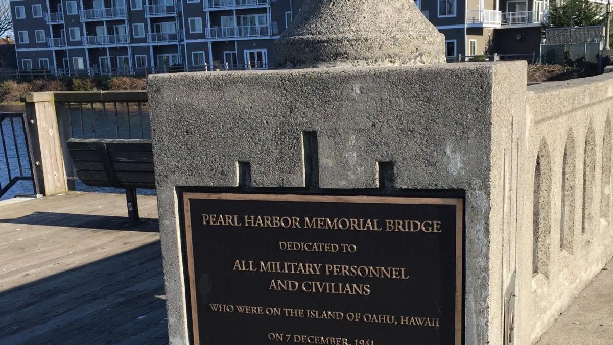 Pearl Harbor Memorial Bridge