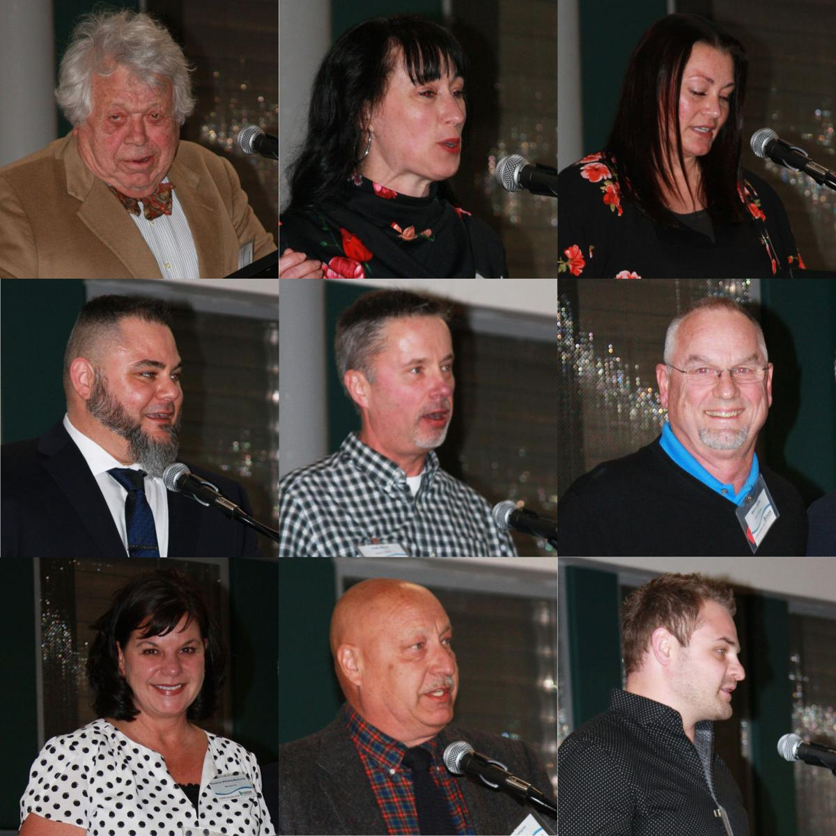 Local businesses honored for community impact