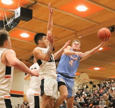 Ryan Hague, basketball
