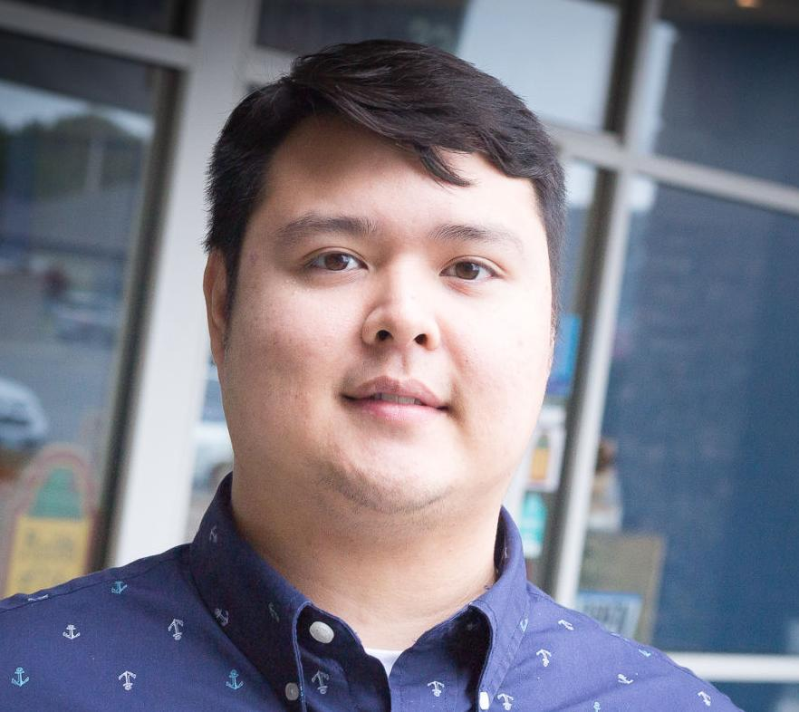 Hao Nguyen is the regional manager for the CBD Hemp Store in Seaside, one of five locations in Oregon.