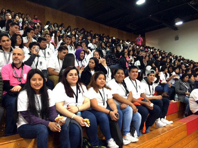 Spanglish teaches appreciation of diversity