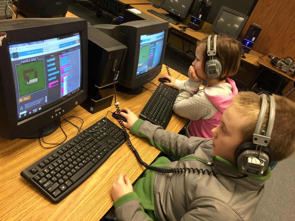 Seaside Heights students get early introduction to computer science