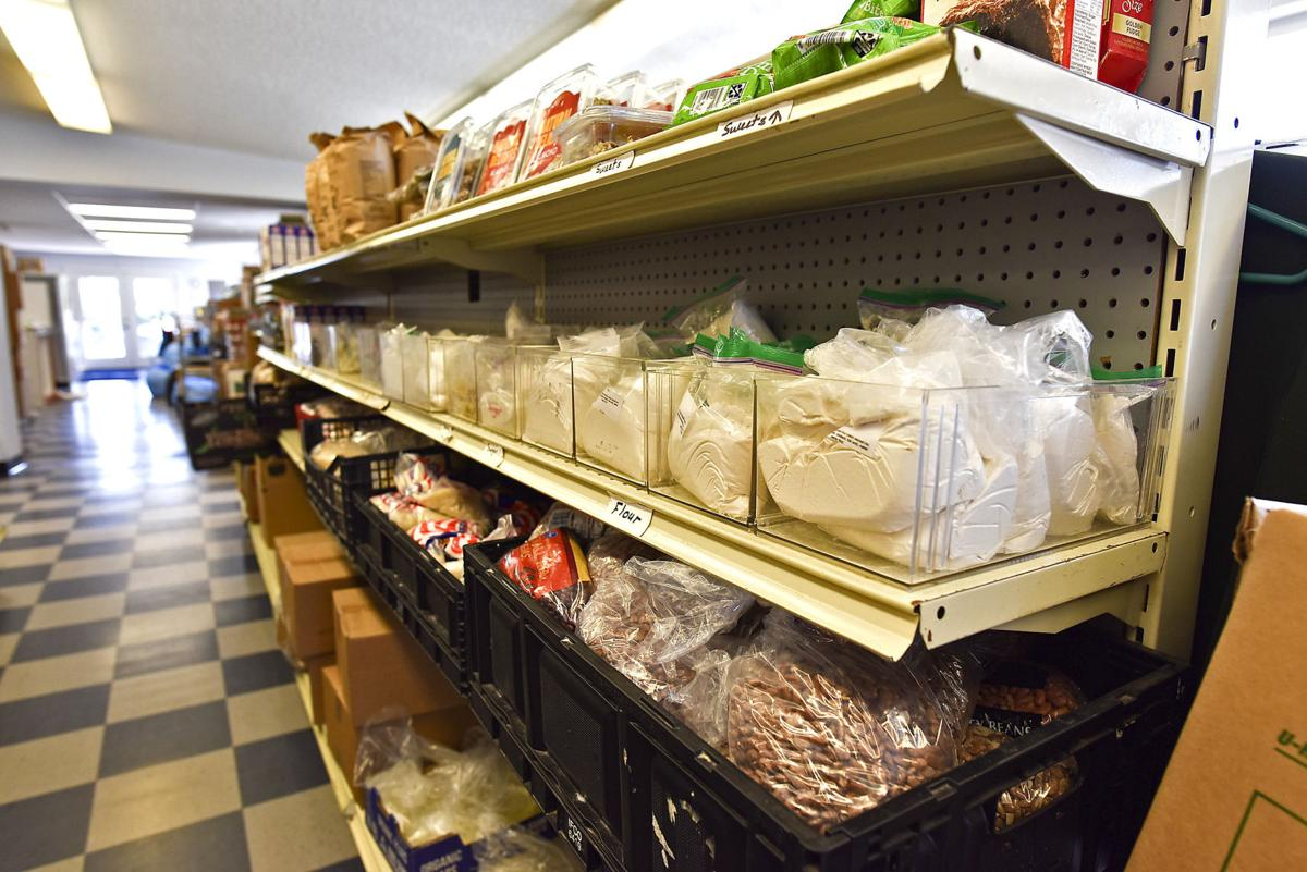 South County Food Bank shake-up leads to temporary closure