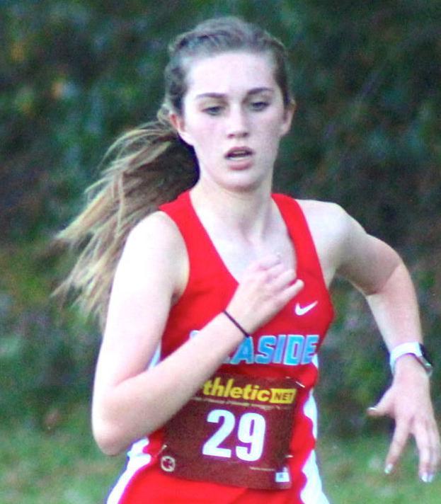 Elise Seppa, Seaside runner