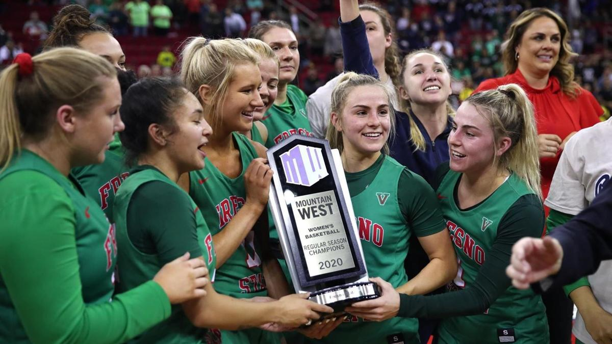 Maddi Utti, Fresno State champs