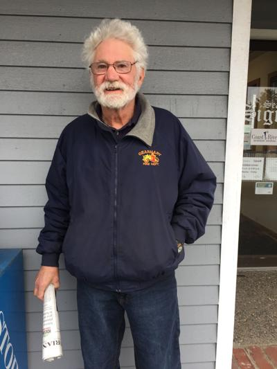 Gearhart firefighter, 55 years and counting