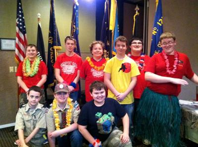 Go Hawaiian with Seaside Boy Scout Troop 642