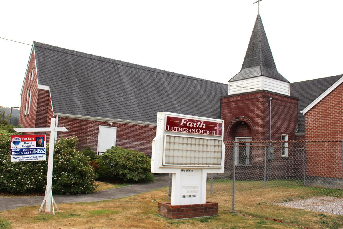 Seaside ponders transition of 'old church building'