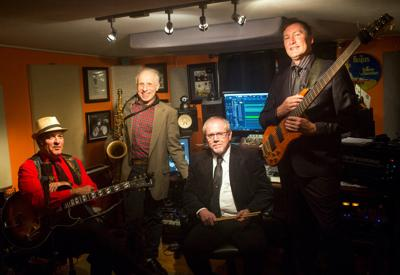 RJ Marx Quartet jams in Manzanita
